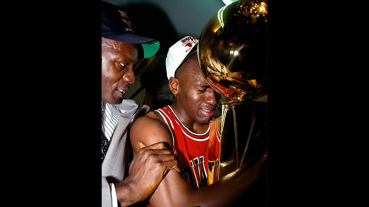 Behind The Lens MJ Clutches His First Finals Trophy