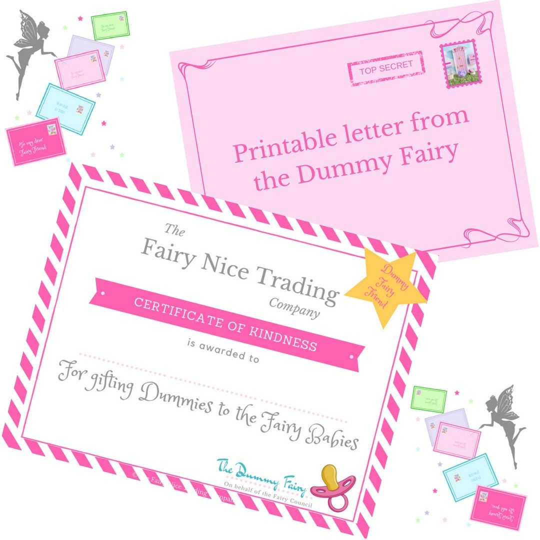 Dummy Fairy Accessory Set