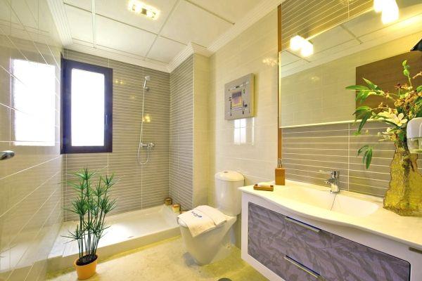 deko ideen furs bad, 20 deko ideen fürs badezimmer – dekorative wandakzente und, Innenarchitektur
