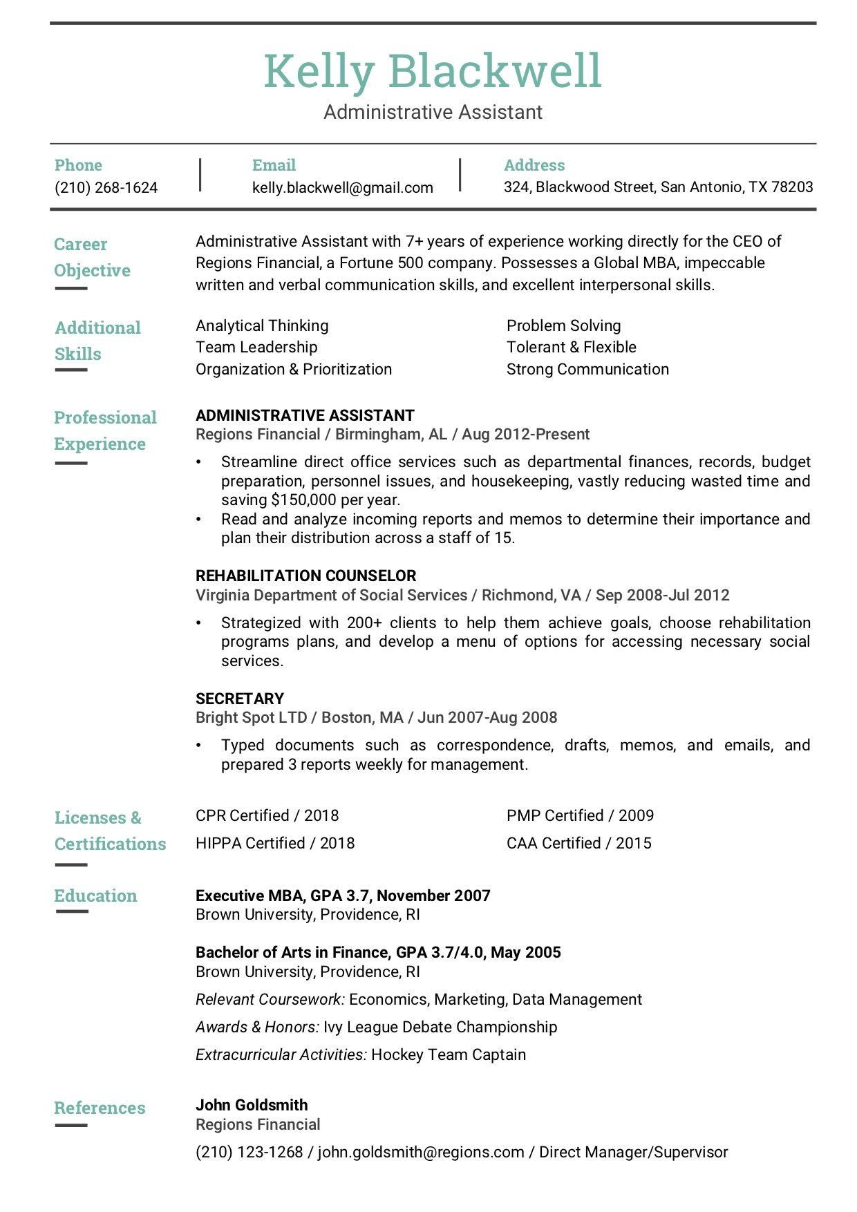 Resume Template 7d Rc Resume Template Professional Creative Resume Resume Templates