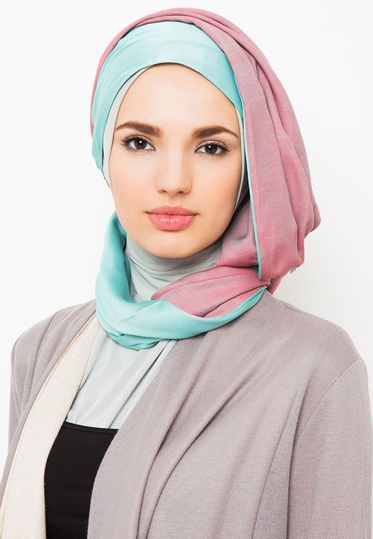 Shawl Turkey Hijab By Monel Its A Reversible Pashmina With A