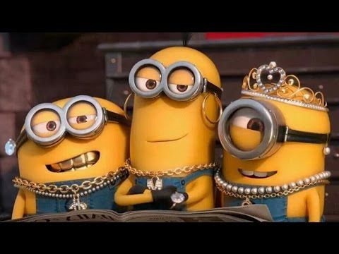 فيلم كرتون التوابع مينيونز Minions 2015 مدبلج عربي Hd كامل Playgame Funny Minion Videos Minion Gif Minions