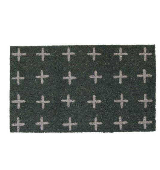 Slate Cross Doormat – TheSuperCool