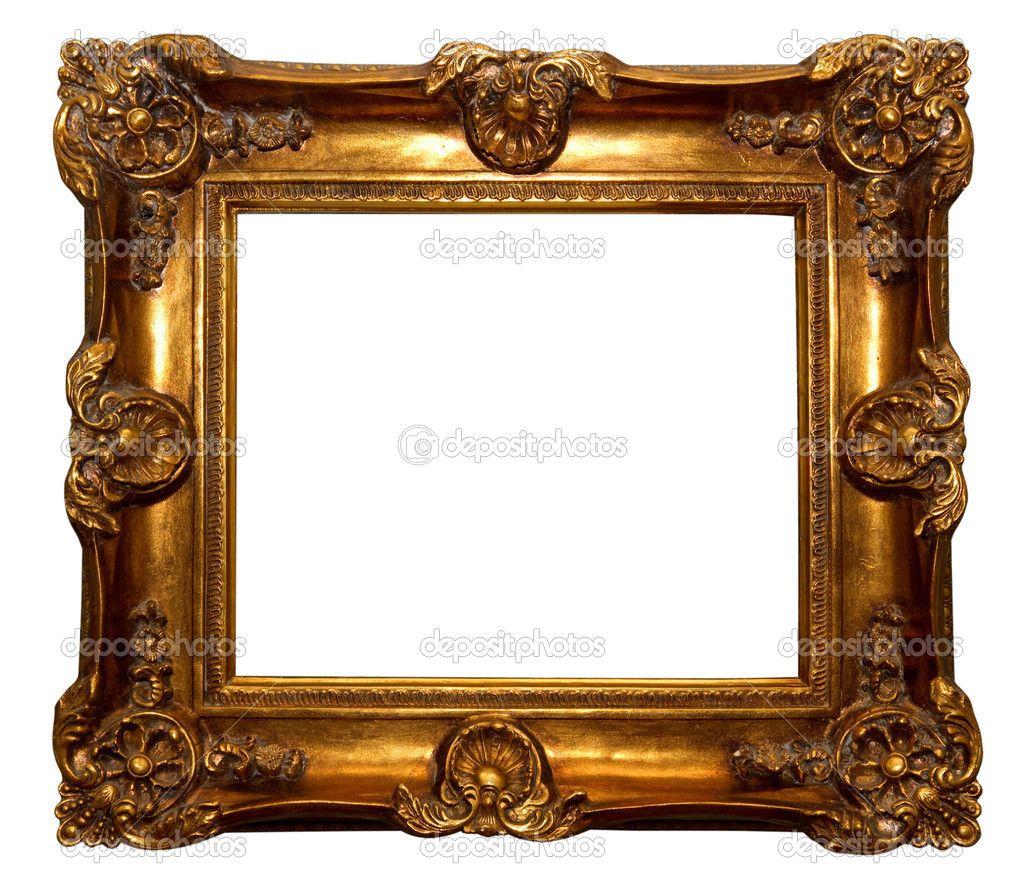 Descargar - Marco barroco — Imagen de stock #2332325 | Decoración de ...