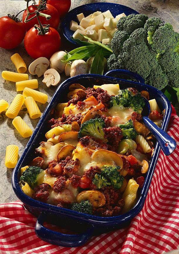 Photo of Juicy Pasta Mince Casserole Recipe DELICIOUS