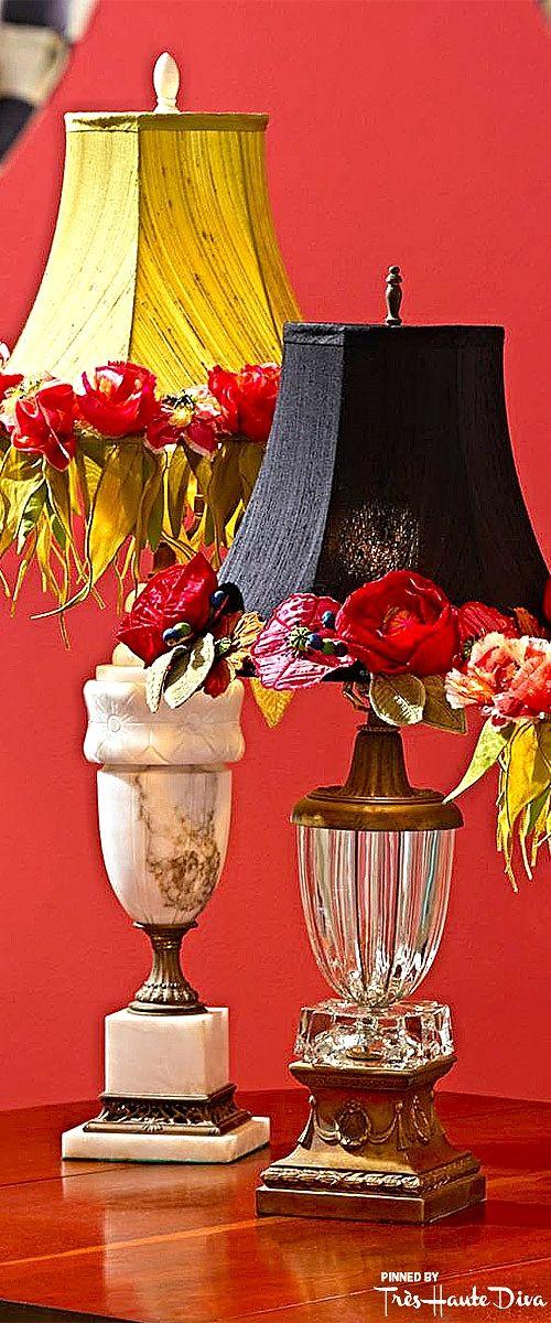 MacKenzie-Childs  Trs Haute Design Diva  #lampshades ...