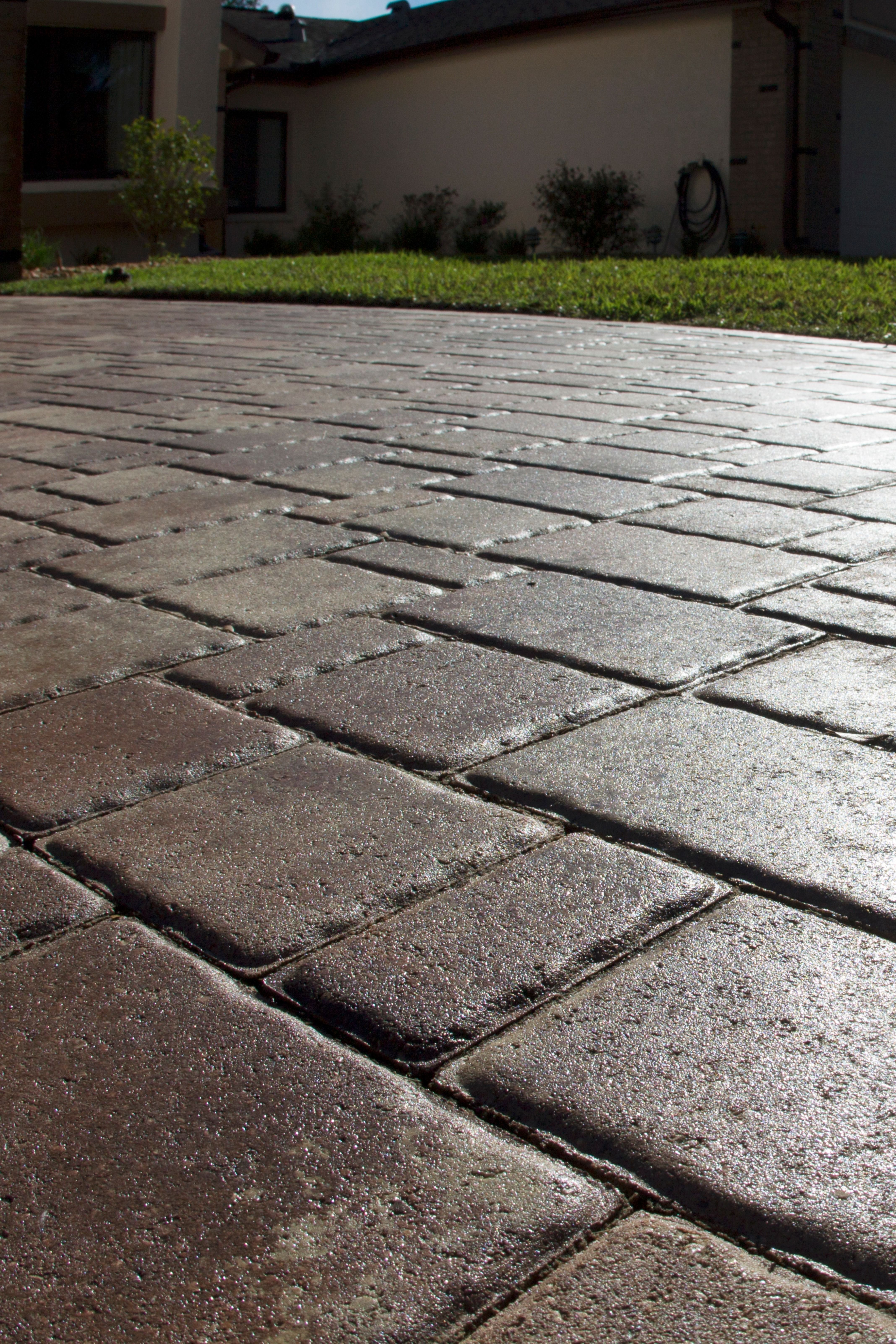 Tired Of Your Pavers Looking Old Faded And Not Aesthetically