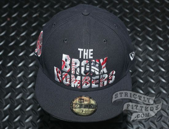 51fd2c11bc7 NEW ERA x MLB「New York Yankees Bronx Bombers」59Fifty Fitted Baseball Cap  Preview