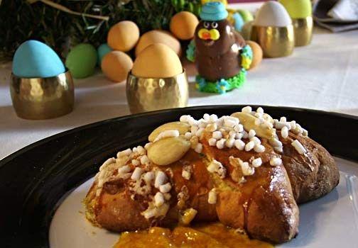 Dolci di pasqua ricette piatti e specialit tipiche for Ricette dolci di pasqua