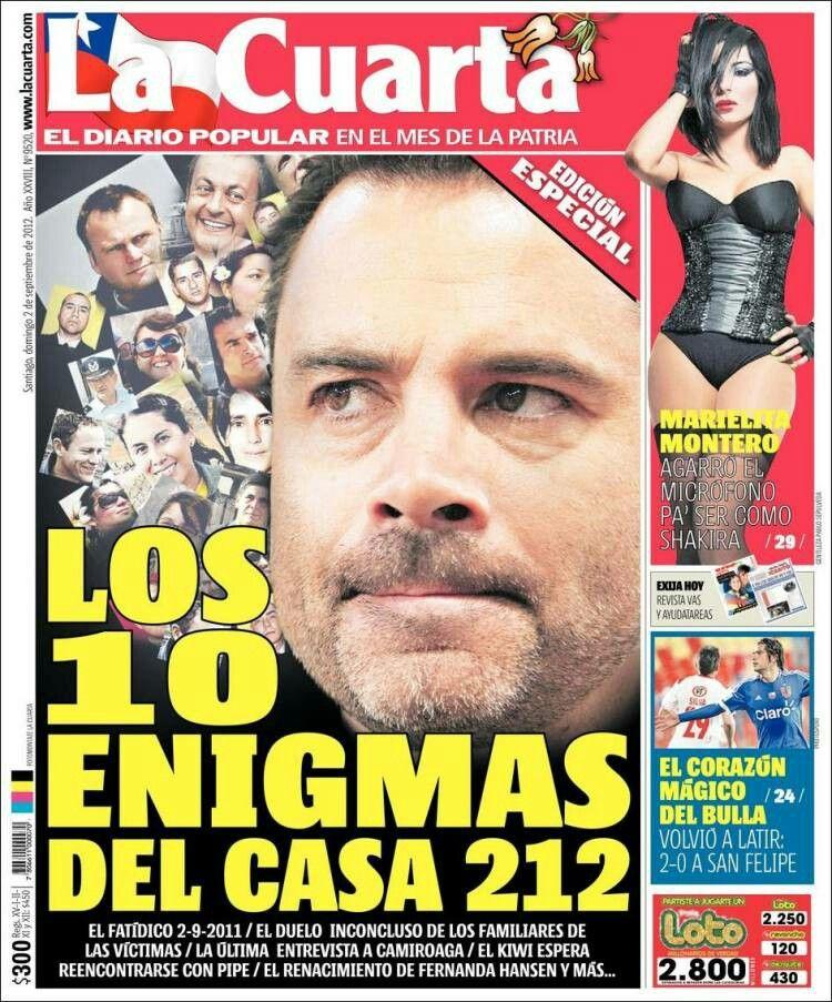 Diario La Cuarta   Revistas y Diarios / Magazines and Newspapers ...