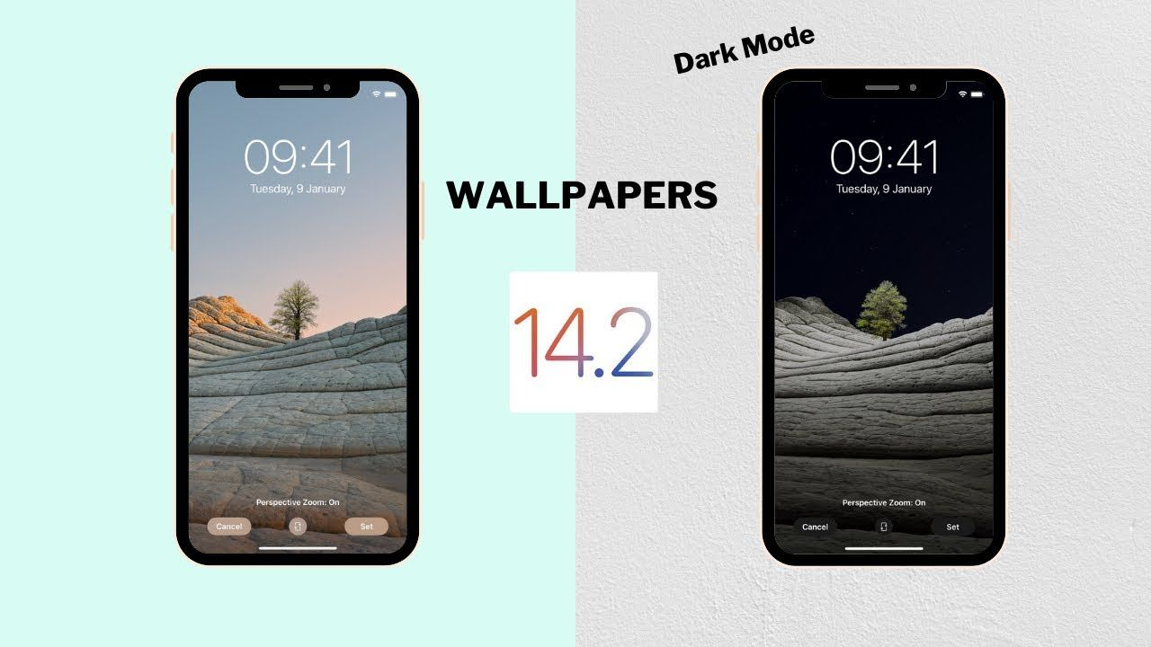 New Ios 14 2 Wallpapers Youtube New Ios Wallpaper New Wallpaper