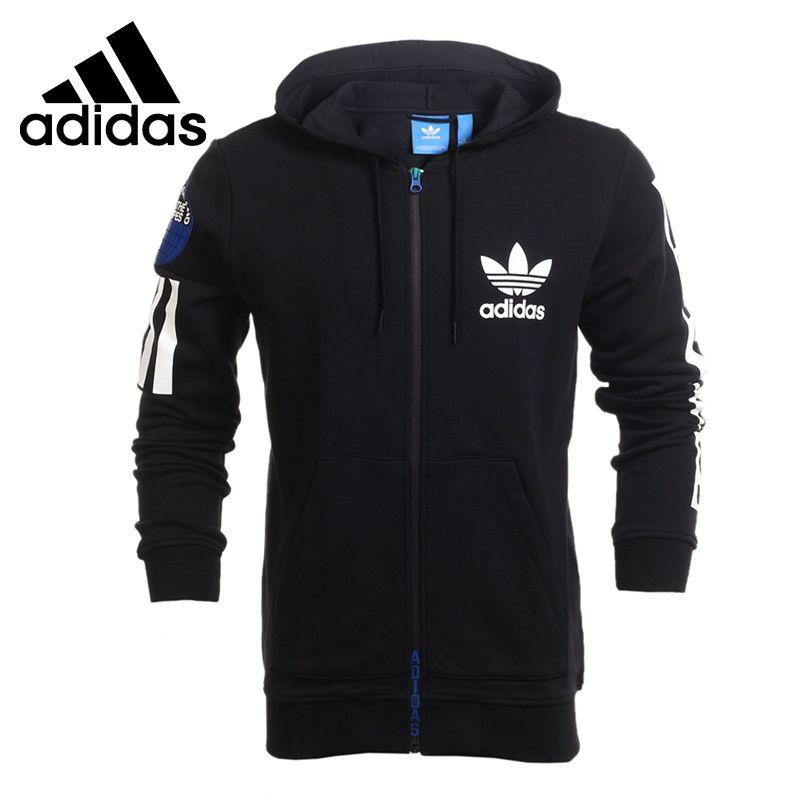 doce columpio Deducir  Original New Arrival 2018 Adidas Originals Men's jacket Hooded Sportswear  Review | Mens jackets, Mens outdoor jackets, Jackets