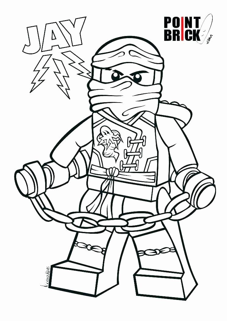 Printable Coloring Pages Ninjago Concept