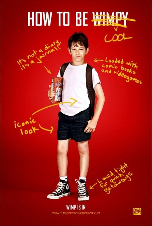 Favorite Movie Posters Wimpy Kid Movie Book Character Day Kid Movies