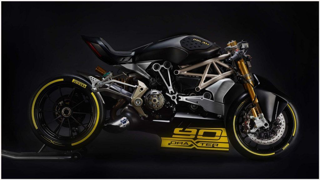 Ducati Draxter Concept Bike Wallpaper