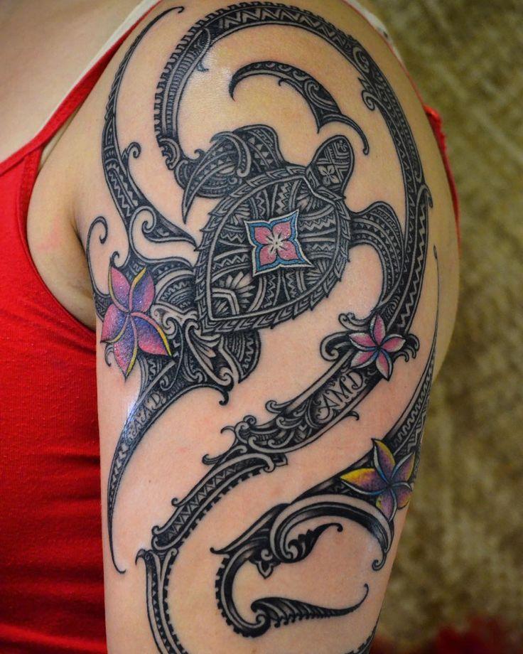Tatatau works by Michael Tatatau works by Michael Fatutoa @samoan_mike polynesian tattoos tattoos t