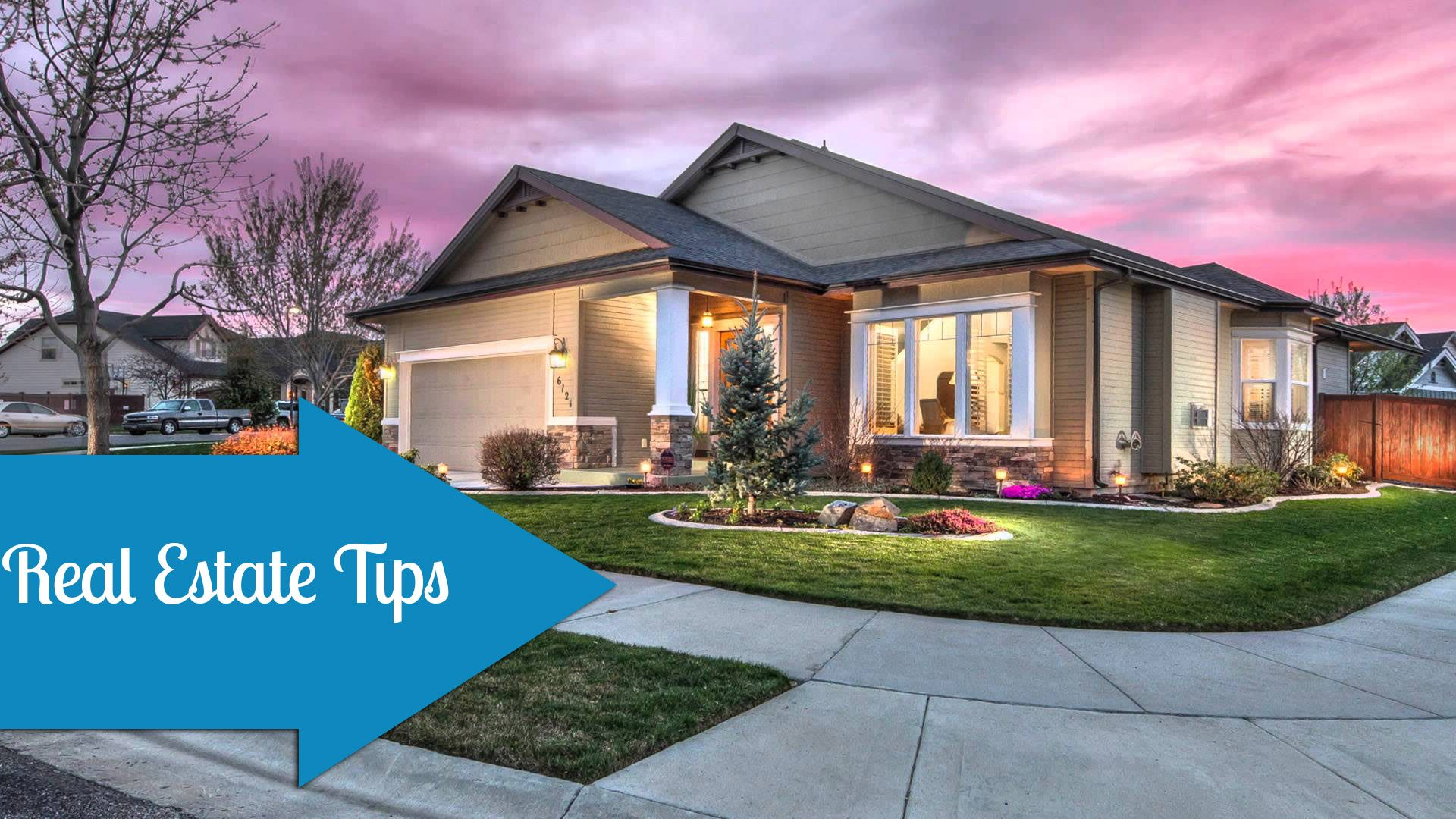 Real Estate Tips from Professionals Real estate, Home