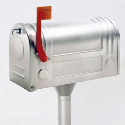 Eccos Stainless Steel residential Mailboxes is very unique Ecco