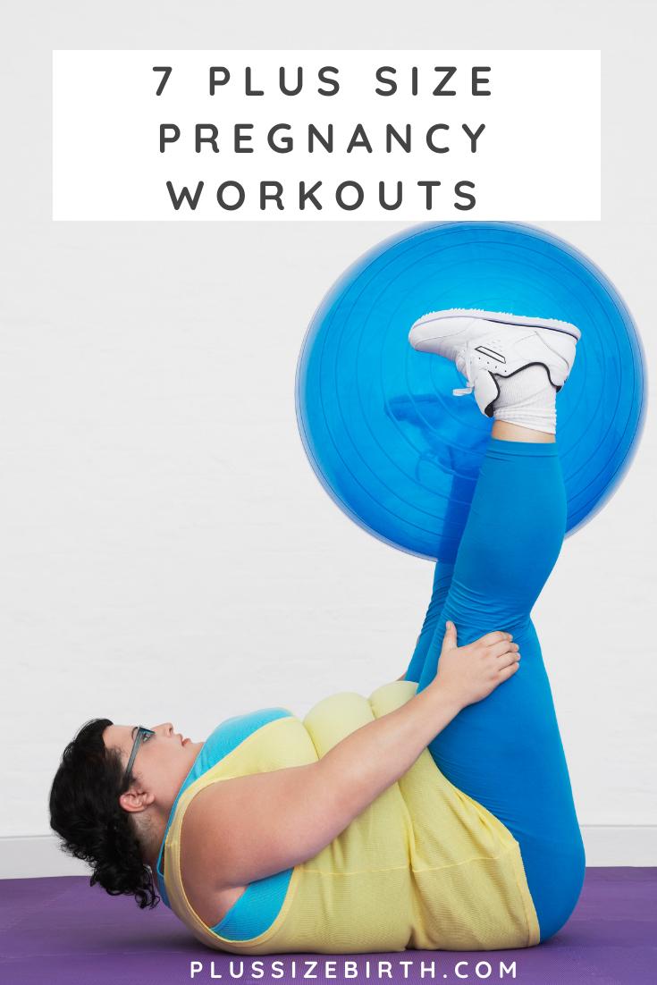Photo of Plus Size Pregnancy Workouts