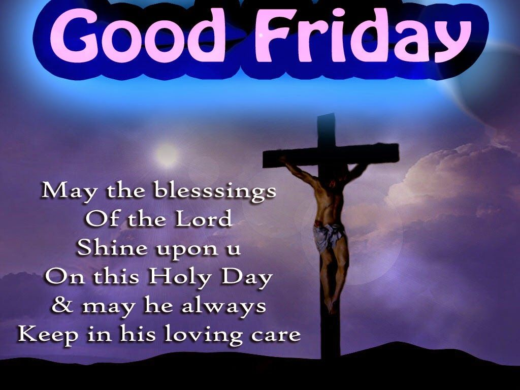 Amazing Good Friday Greetings Images Pictures Photos Naadi