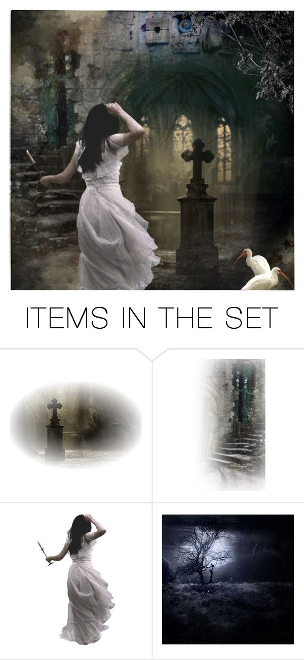 """""""LIGHTS THROUGH THE MIST !!!"""" by cathiemcnally ❤ liked on Polyvore featuring art"""