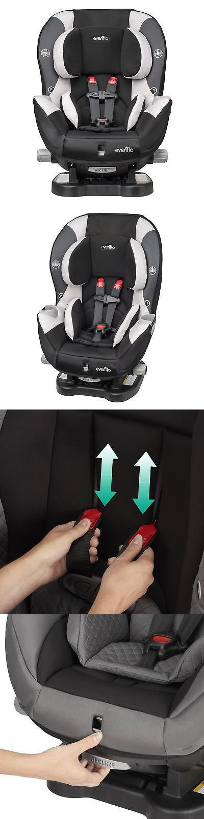 Convertible Car Seat 5 40lbs 66695 Evenflo Triumph Lx Baby Multiple Colors Free Shipping BUY IT NOW ONLY 14999 On EBay