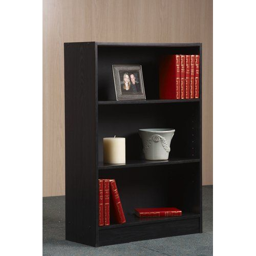 Found It At Wayfair Marty 32 Standard Bookcase 3 Shelf Bookcase Bookcase Shelves
