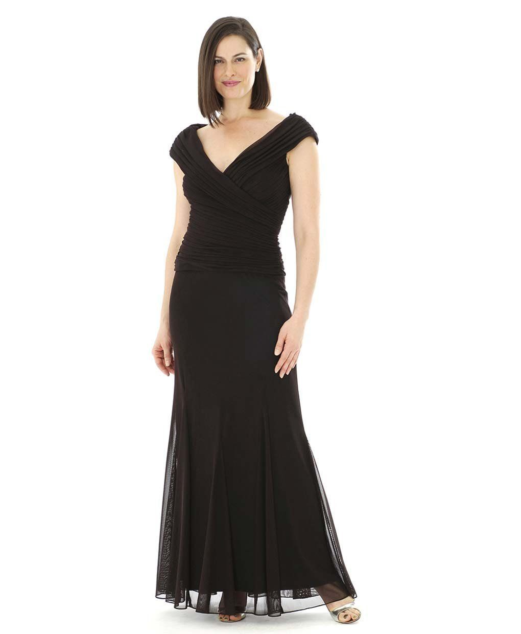 Black Tie Gown | Black Tie/Formal Gowns | Pinterest | Black tie gown ...