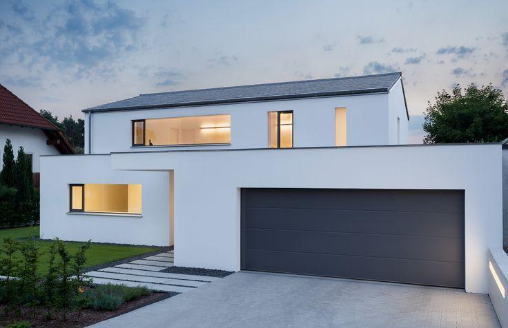 Einfamilienhaus neubau satteldach  Neubau WH M (2012) | Hausbau | Pinterest | Neubau, Hausbau und ...