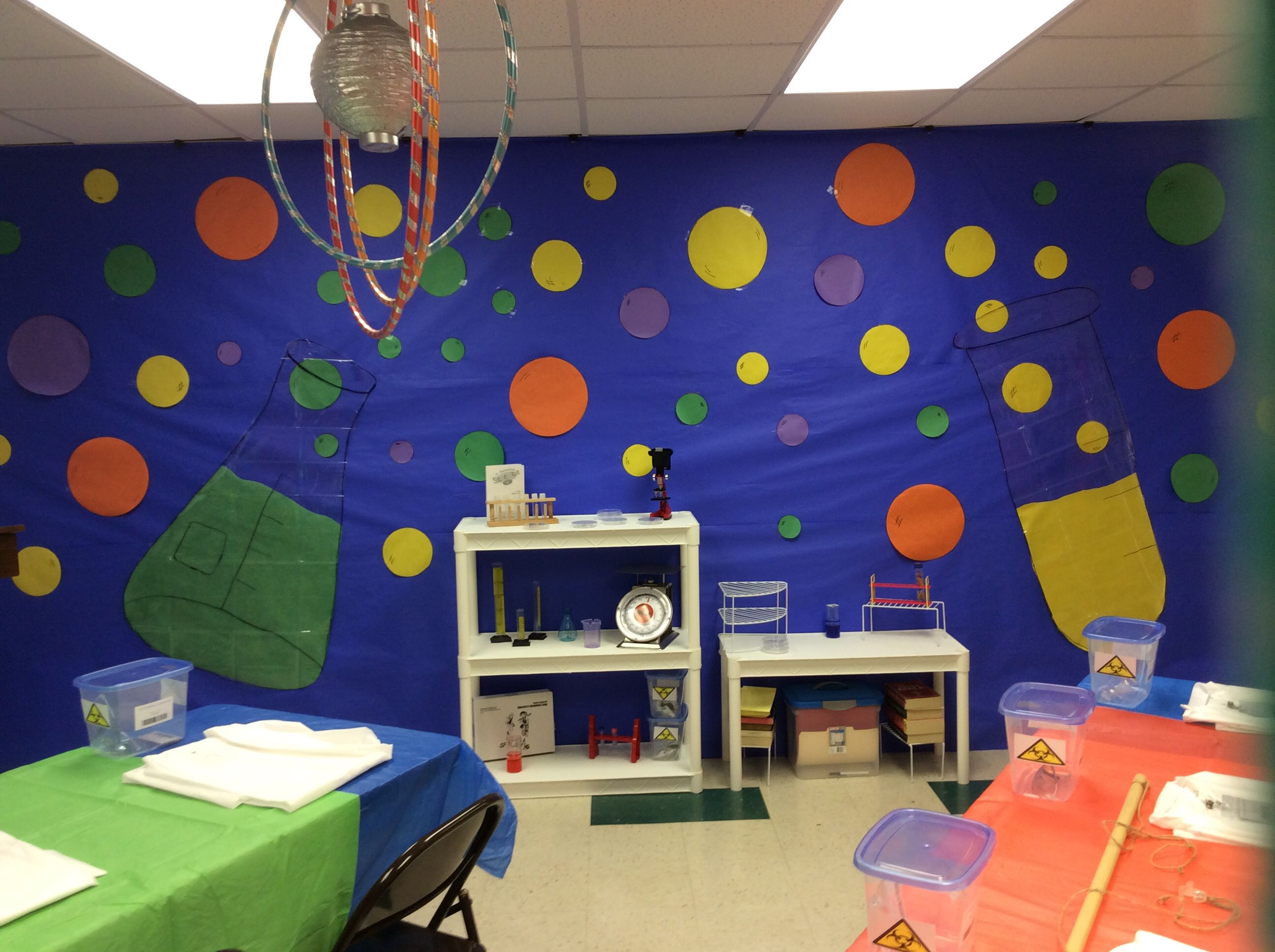 Science Lab Decorations Science Lab Decorations Science Lab Maker Fun Factory Vbs