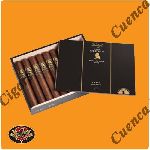 Davidoff Winston Churchill Late Hour Toro Cigars - Box of 20 - Price: $344.90