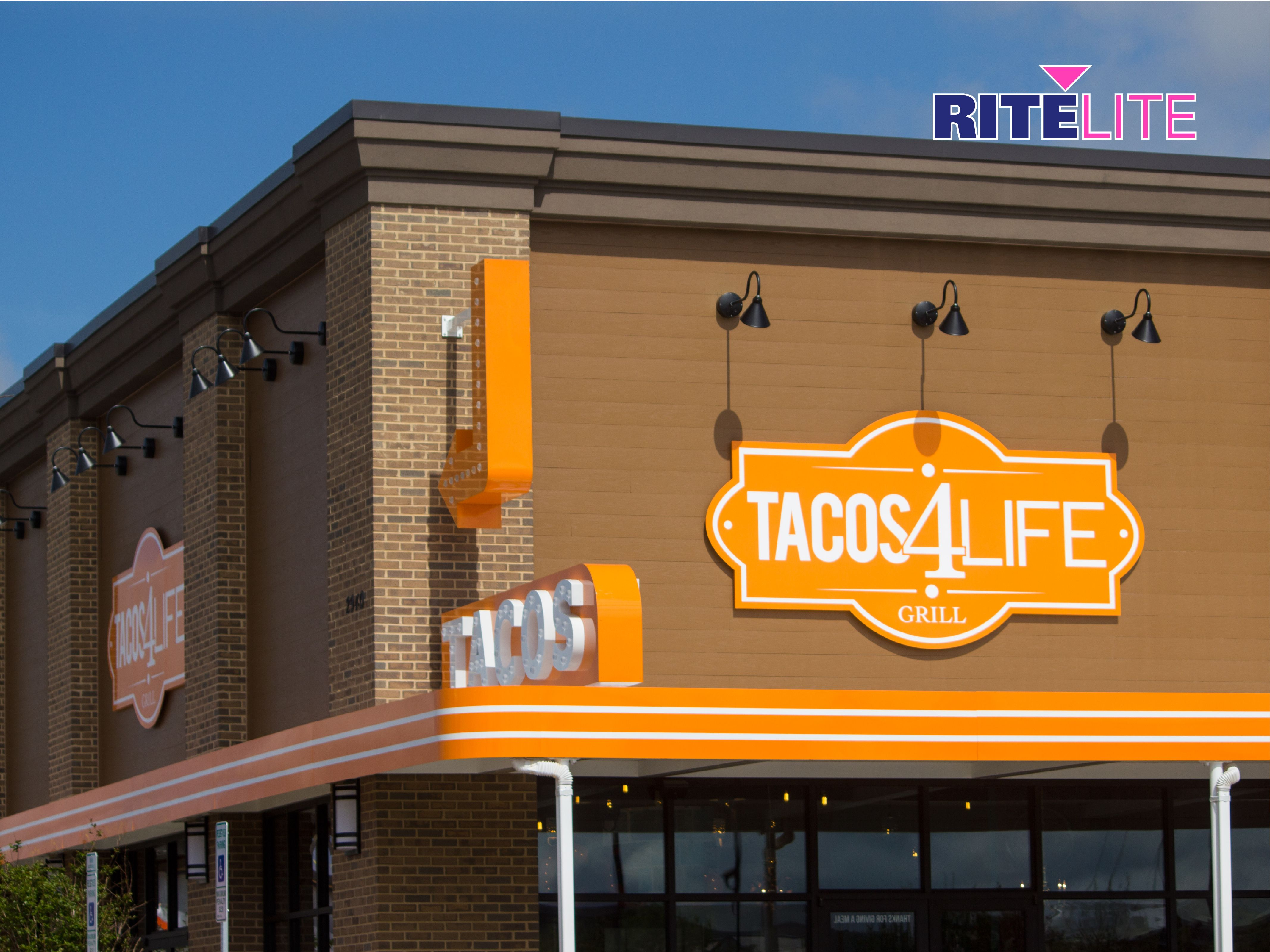 Marquee Canopy Signs Rite Lite Signs Environmental Graphics Signage Rite Lite Sign Company