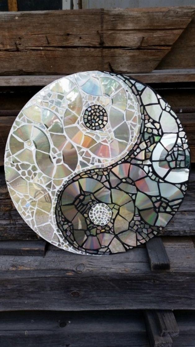 CD Mosaik MOSAIK KUNST - 160 individuelle Produkte aus der Kategorie: Kunst | DaWanda ähnliche tolle Projekte und Ideen wie im Bild vorgestellt findest du auch in unserem Magazin . Wir freuen uns auf deinen Besuch. Liebe Grüße Mimi