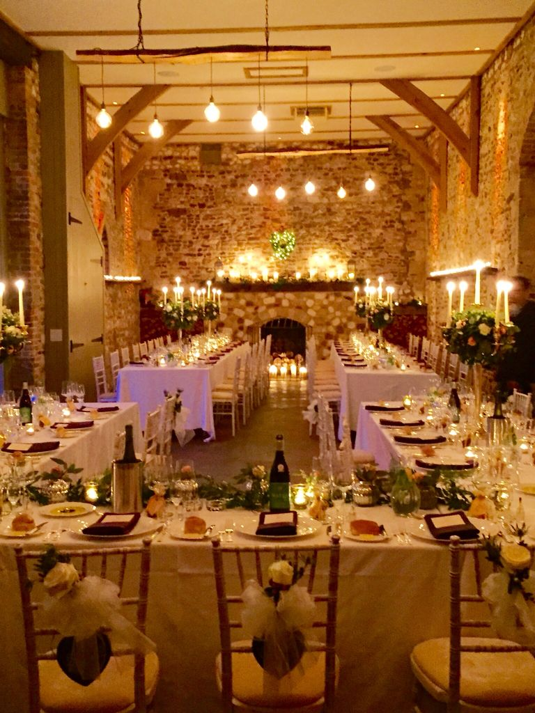 Banqueting Hall, Pentney Abbey, Norfolk