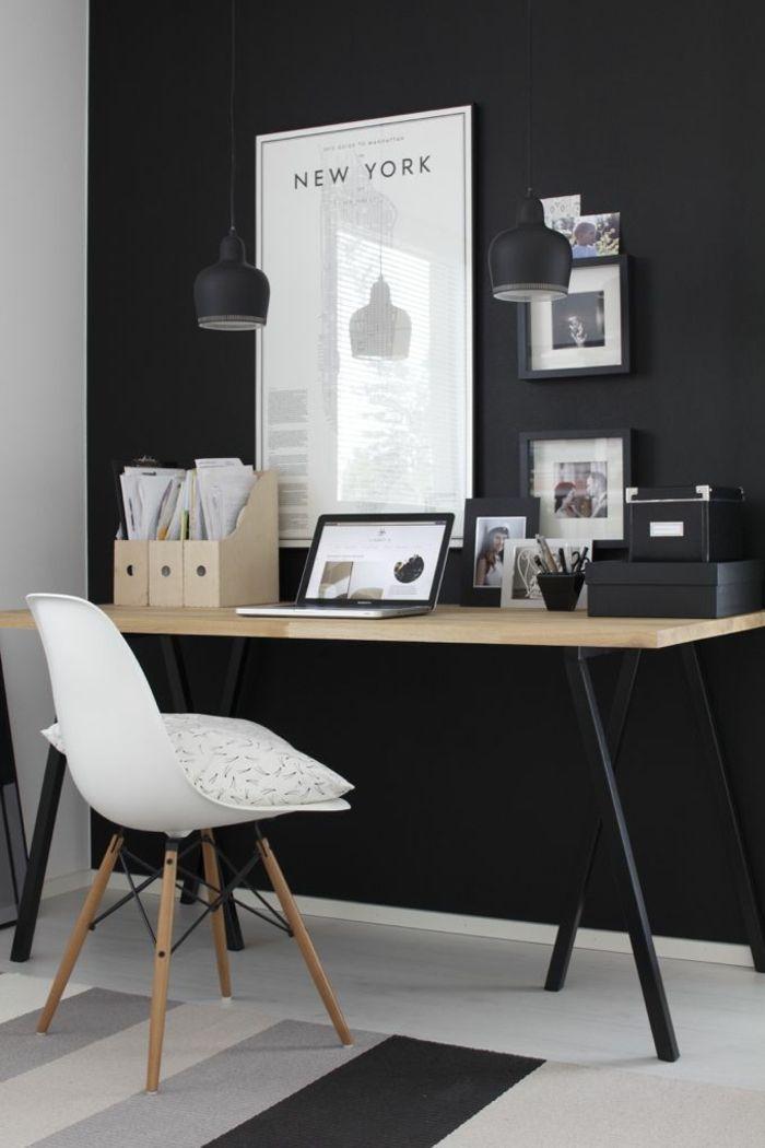 Home Office einrichten und dekorieren 40 anregende - homeoffice einrichtung ideen interieur
