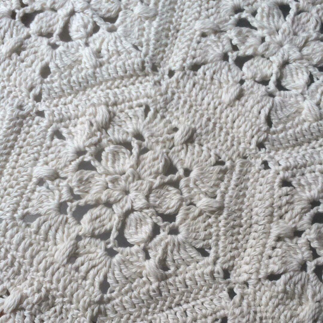 Crochet Pattern - Daphne Crocheted Hexagon