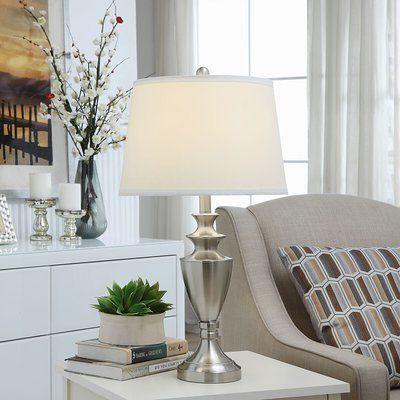 Bennett 27 5 Table Lamp Affiliate Table Lamp Lamps Living Room Home