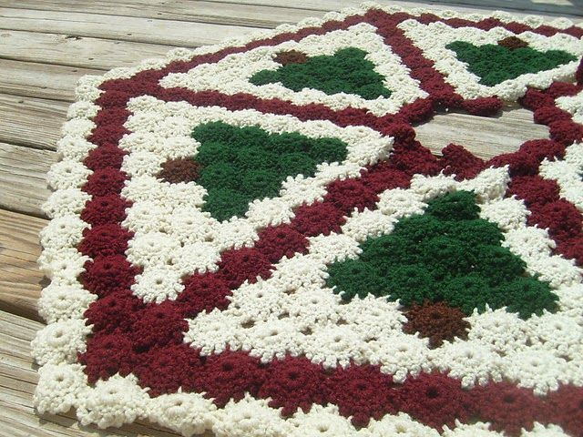 Free Crochet Patterns To Decorate Your Home For The