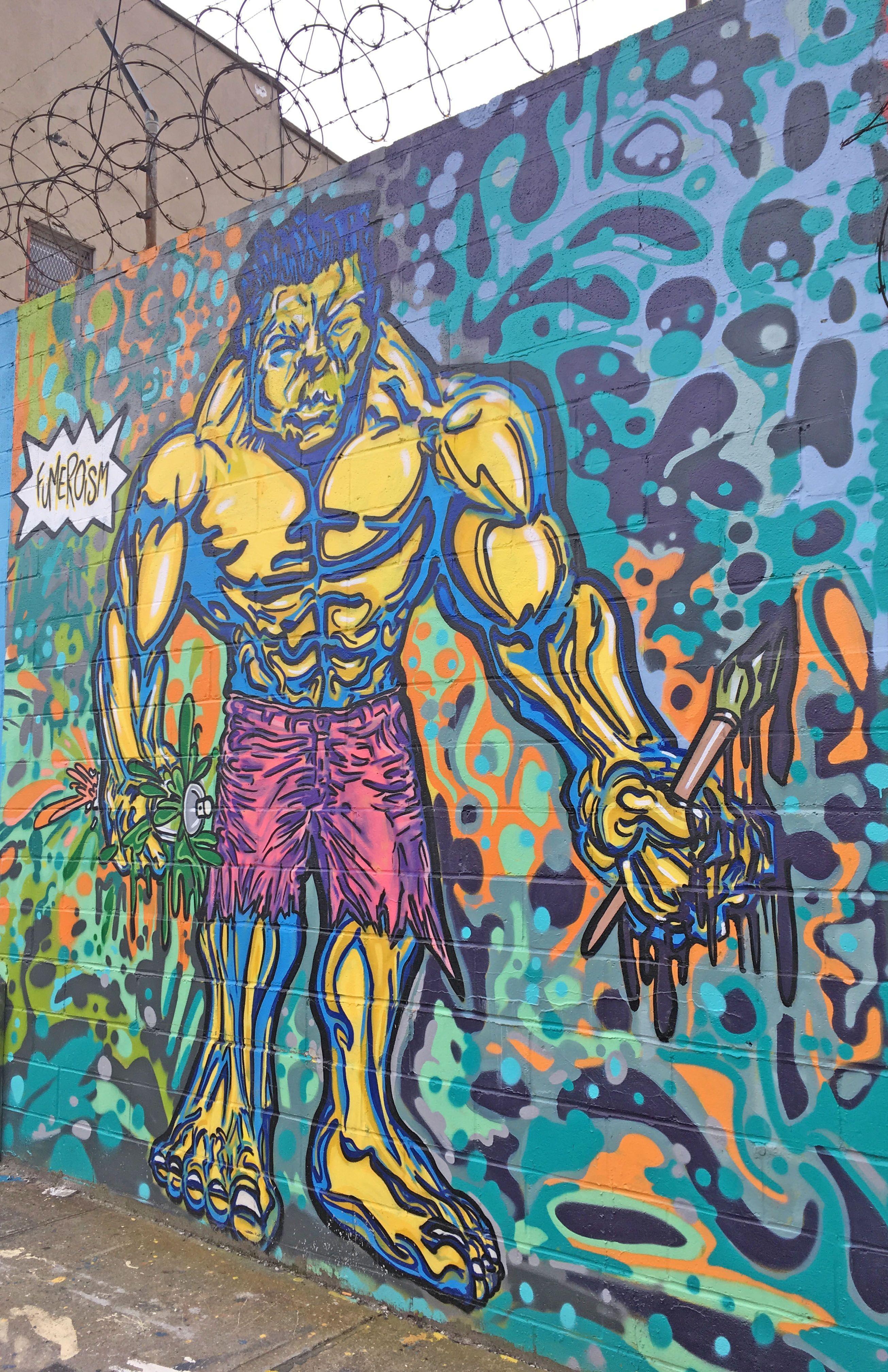 Graffiti Art Queens Nyc