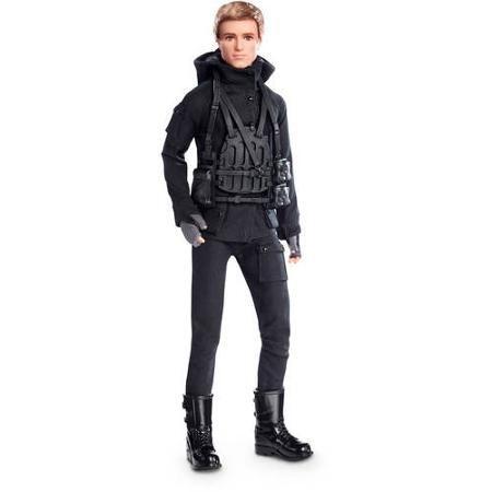 Barbie Hunger Games Mockingjay Part 2 Peeta Mellark