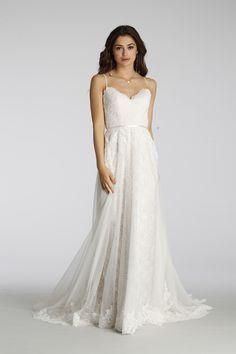 a665b5f7 Zara by Ti Adora | Ti Adora by Alison Webb | Wedding dresses, Long ...