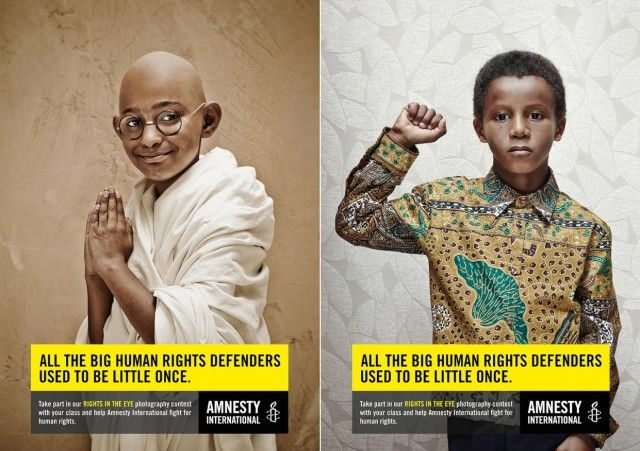 Préférence Amnesty International Campaign – Little Fighters | Amnesty  WY74