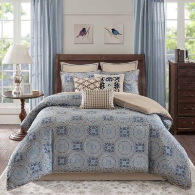 Bombay Benedict Jacquard Comforter Set Jcpenney