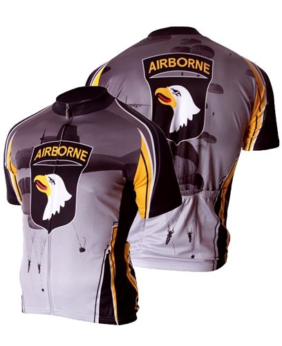 101st Airborne Division Cycling Jersey  2ec140f32