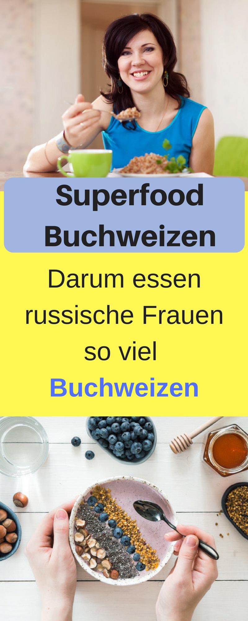Superfood Buchweizen - nicht nur ein Anti-Aging Mittel..