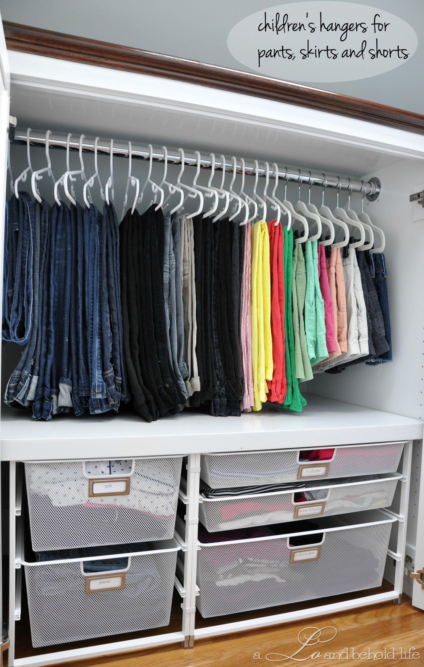Closet Organization Image Source Bhg Walkincloset Ideas