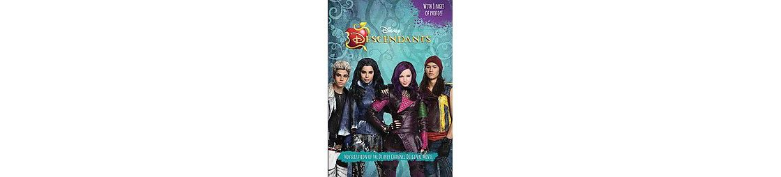 Descendants (Hardcover)
