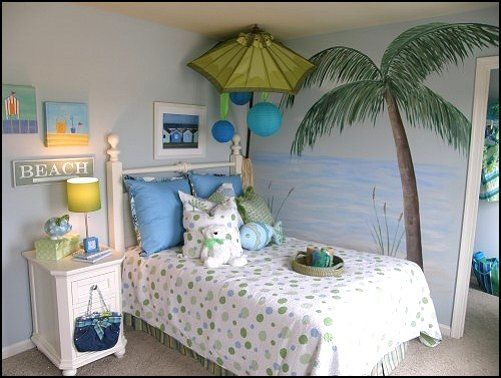 Decorating Theme Bedrooms Maries Manor Beach Surfer S Boys