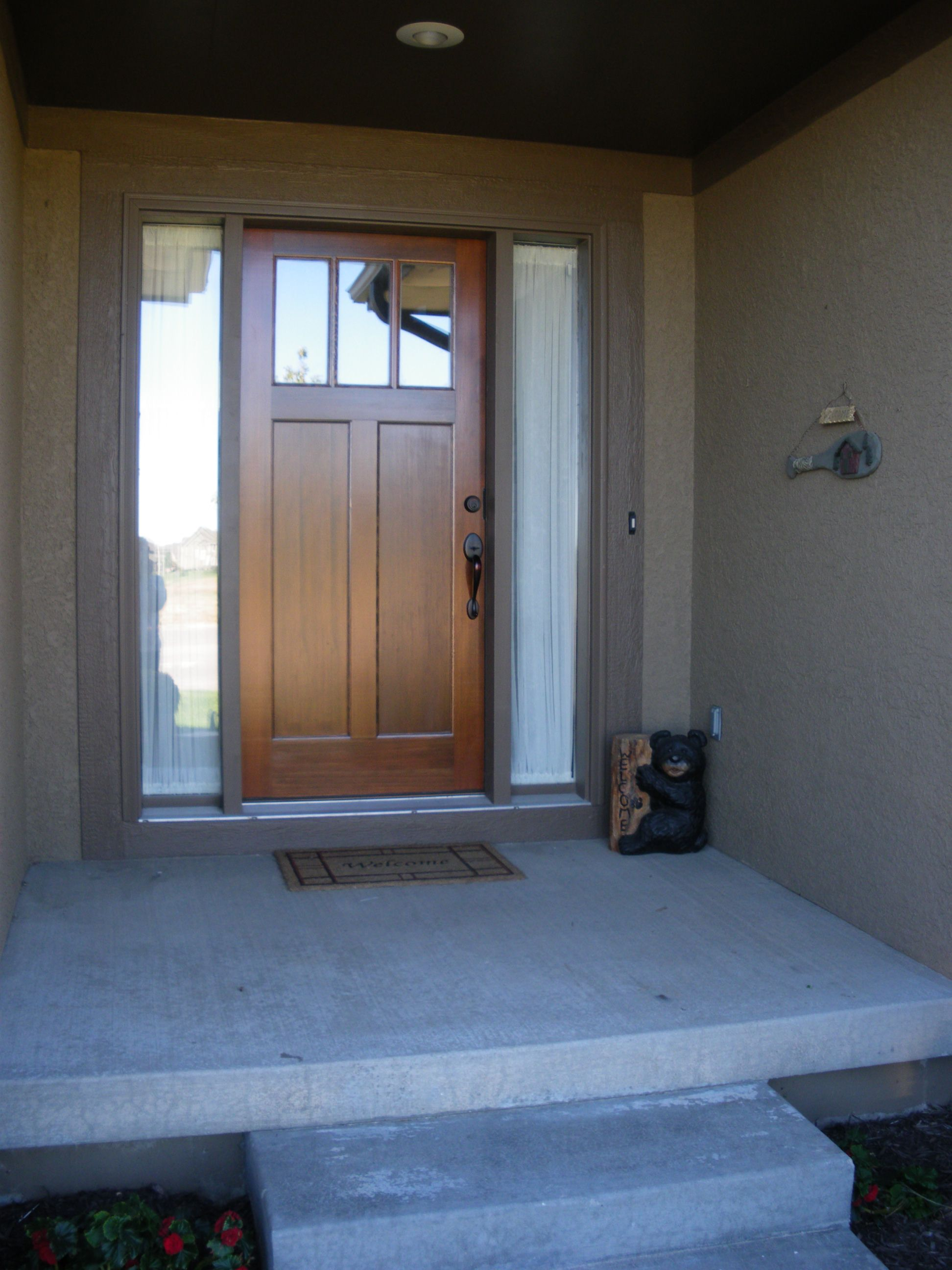 Featured  The Door Will Perfectly Fuse Your Exterior Sensibility - Exterior door designs for home