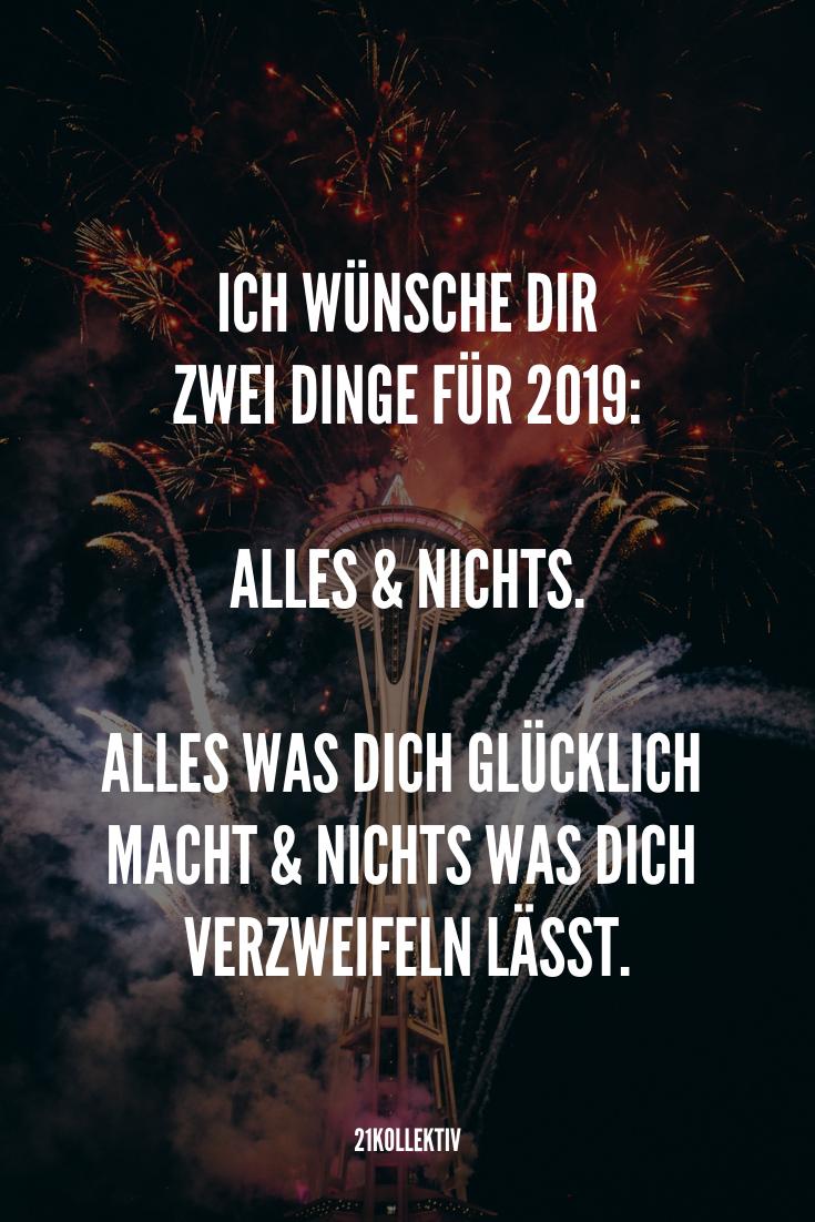 Gute rutsch wunsche 2019
